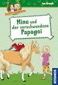 Ponyfreundinnen, 4, Minu und der verschwundene Papagei - Ina Brandt - E-Book