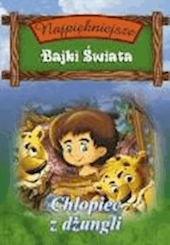 Chłopiec z dżungli - O-press - ebook