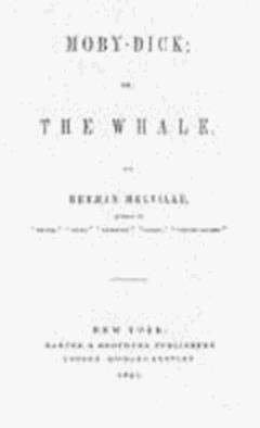 Moby-Dick - Herman Melville - ebook