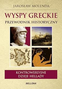 Wyspy greckie - Jarosław Molenda - ebook