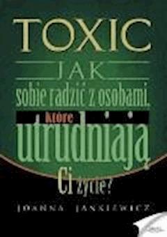Toxic - Joanna Jankiewicz - ebook