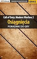 "Call of Duty: Modern Warfare 2 - osiągnięcia - poradnik do gry - Artur ""Arxel"" Justyński - ebook"