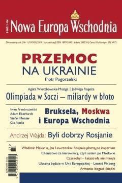 Nowa Europa Wschodnia 1/2014 - Opracowanie zbiorowe - ebook