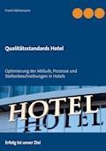Qualitätsstandards Hotel - Frank Höchsmann - E-Book
