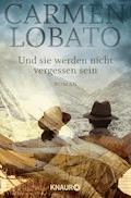 Und sie werden nicht vergessen sein - Carmen Lobato - E-Book