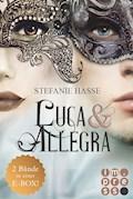 Alle Bände in einer E-Box! (Luca & Allegra ) - Stefanie Hasse - E-Book