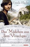 Das Mädchen aus dem Vinschgau - Ursula Flacke - E-Book