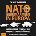 Nato-Geheimarmeen in Europa - Daniele Ganser - Hörbüch