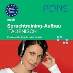 PONS mobil Sprachtraining Aufbau: Italienisch - Giorgio Piva - Hörbüch