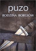 Rodzina Borgiów - Mario Puzo - ebook + audiobook
