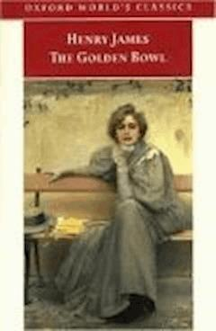The Golden Bowl - Henry James - ebook