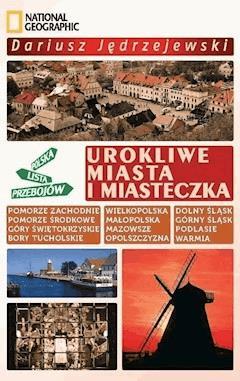 Polska Lista Przebojów. Urokliwe miasta i miasteczka - Dariusz Jędrzejewski - ebook