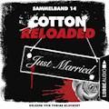 Jerry Cotton, Cotton Reloaded, Sammelband 14: Folgen 40-42 (Ungekürzt) - Linda Budinger - Hörbüch