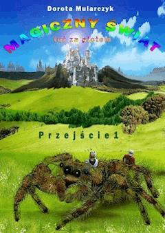 Magiczny świat tuż za płotem - Dorota Mularczyk - ebook