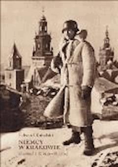 Niemcy w Krakowie - Edward Kubalski - ebook