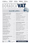 Doradca VAT - wydanie specjalne: Zwrot VAT 2015 r. - Opracowanie zbiorowe - ebook