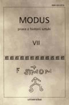 Modus - Wojciech Bałus - ebook
