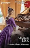 Koncert dla sir Warrena - Georgie Lee - ebook