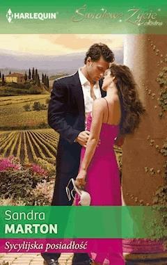 Sycylijska posiadłość - Sandra Marton - ebook