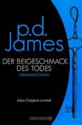 Der Beigeschmack des Todes - P. D. James - E-Book