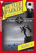 Butler Parker Staffel 4 - Kriminalroman - Günter Dönges - E-Book