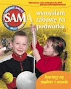 Sam wymyślam zabawę na podwórku  - Barbara Broszkiewicz, Jerzy Jarek - ebook