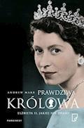 Prawdziwa królowa - Andrew Marr - ebook