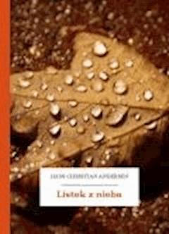 Listek z nieba - Andersen, Hans Christian - ebook