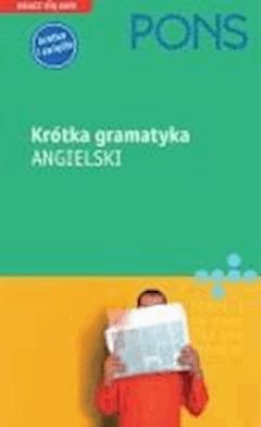Krótka gramatyka języka angielskiego - Darcy Bruce Berry - ebook