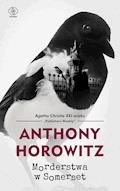 Morderstwa w Somerset - Anthony Horowitz - ebook