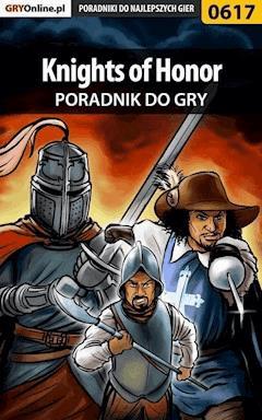 """Knights of Honor - poradnik do gry - Marcin """"jedik"""" Terelak - ebook"""