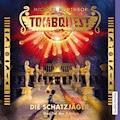 Tombquest - Die Schatzjäger. Das Tal der Könige - Michael Northrop - Hörbüch