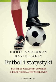 Futbol i statystyki - Chris Anderso - ebook