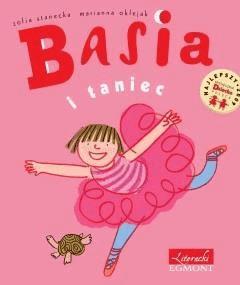 Basia i taniec - Zofia Stanecka - ebook