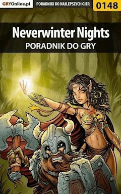"""Neverwinter Nights - poradnik do gry - Piotr """"Ziuziek"""" Deja - ebook"""
