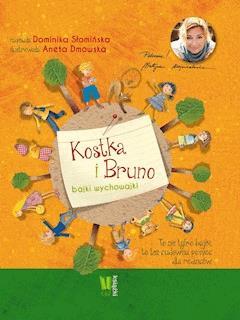 Kostka i Bruno - Dominika Słomińska - ebook