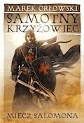 Miecz Salomona - Marek Orłowski - ebook