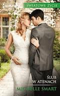 Ślub w Atenach - Michelle Smart - ebook