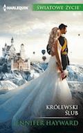 Królewski ślub - Jennifer Hayward - ebook