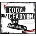 Der Todeskünstler - Cody Mcfadyen - Hörbüch