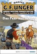G. F. Unger Sonder-Edition 14 - Western - G. F. Unger - E-Book