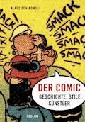Der Comic - Klaus Schikowski - E-Book