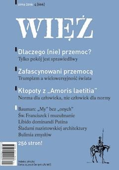 Więź 4/2016 - Więź - ebook