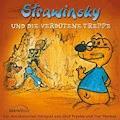Strawinsky und die verbotene Treppe (Strawinsky 6) - Olaf Franke - Hörbüch