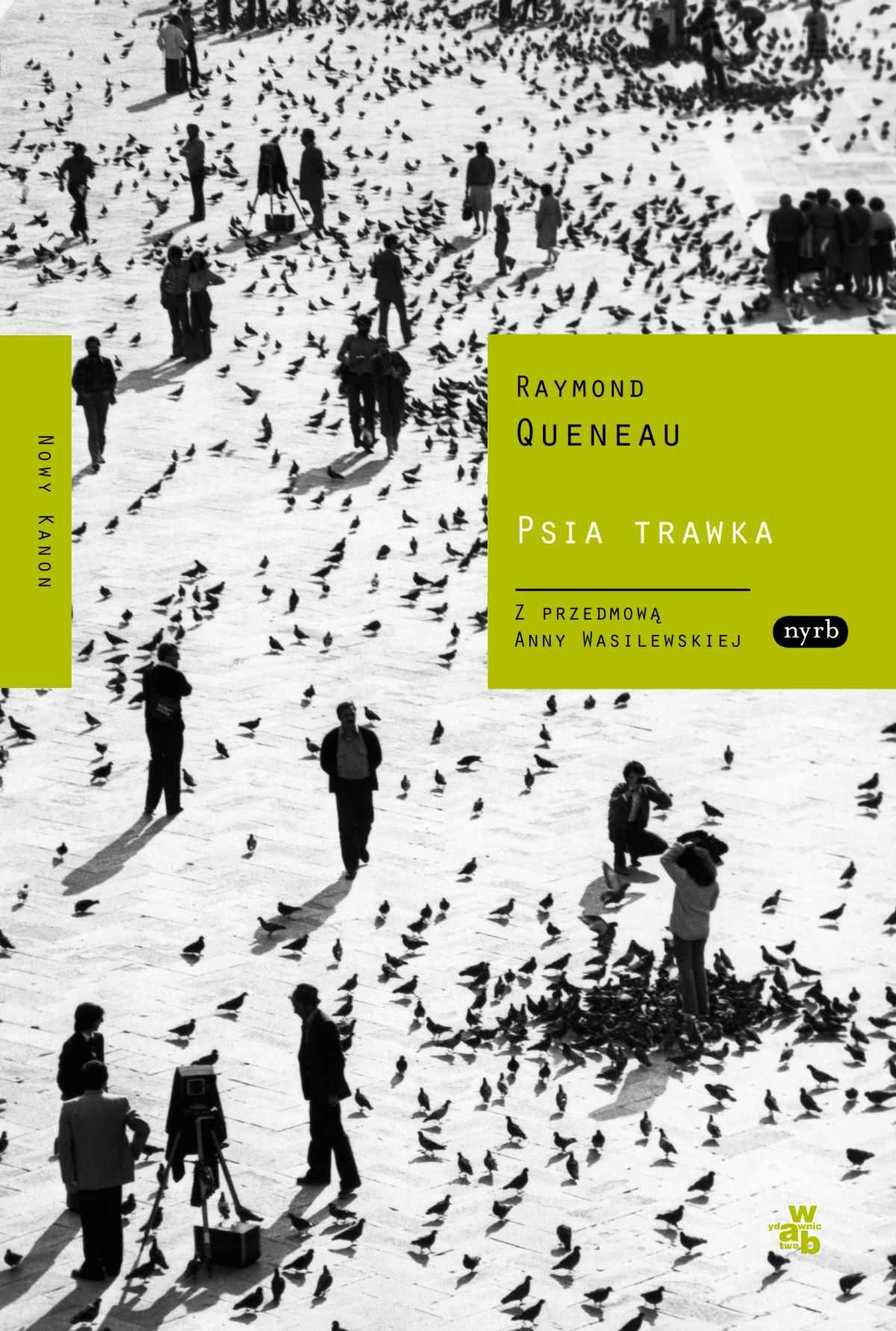 Psia trawka - Tylko w Legimi możesz przeczytać ten tytuł przez 7 dni za darmo. - Raymond Queneau