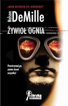 Żywioł ognia - Nelson DeMille - ebook