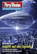 Perry Rhodan 2923: Angriff auf den Spross - Michelle Stern - E-Book