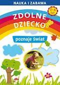 Zdolne dziecko poznaje świat. 0-6 lat. Nauka i zabawa - Joanna Paruszewska - ebook