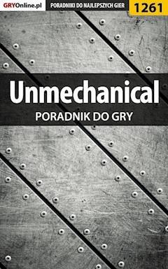 "Unmechanical - poradnik do gry - Artur ""Arxel"" Justyński - ebook"