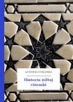 Historia żółtej ciżemki - Domańska, Antonina - ebook